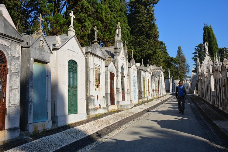 lissabon kerkhof