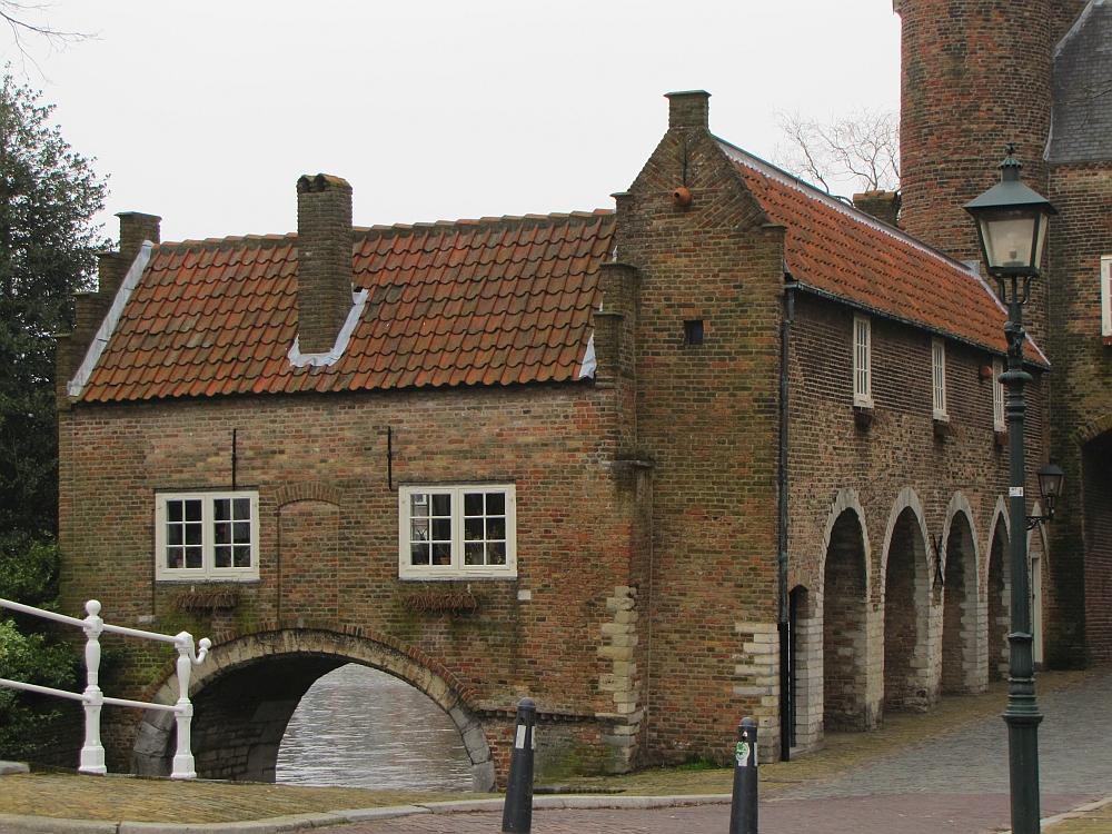 Citytrip Delft Zuiderpoort
