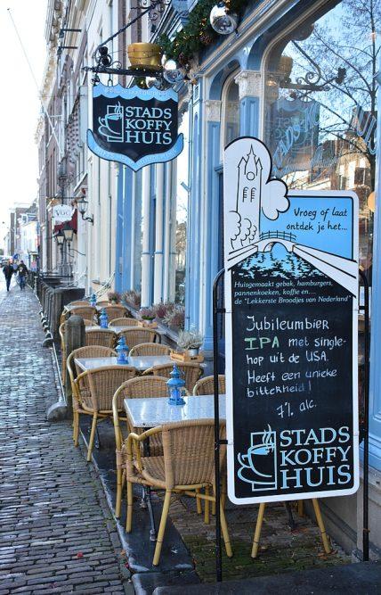 stads koffy huis lunch en koffie