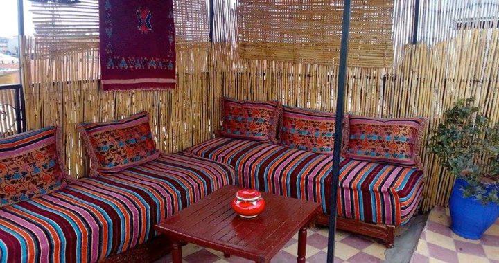 dakterras riad Marrakech