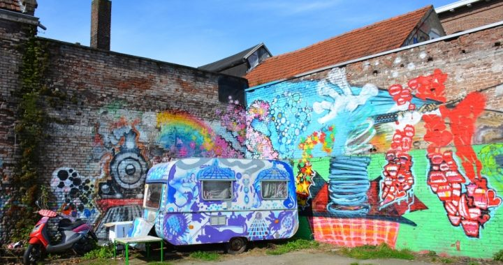 Street Art in Den Bosch