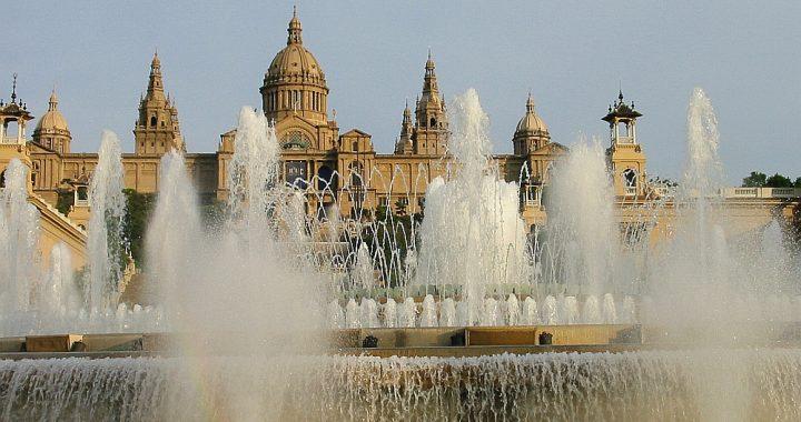 verliefd op Barcelona