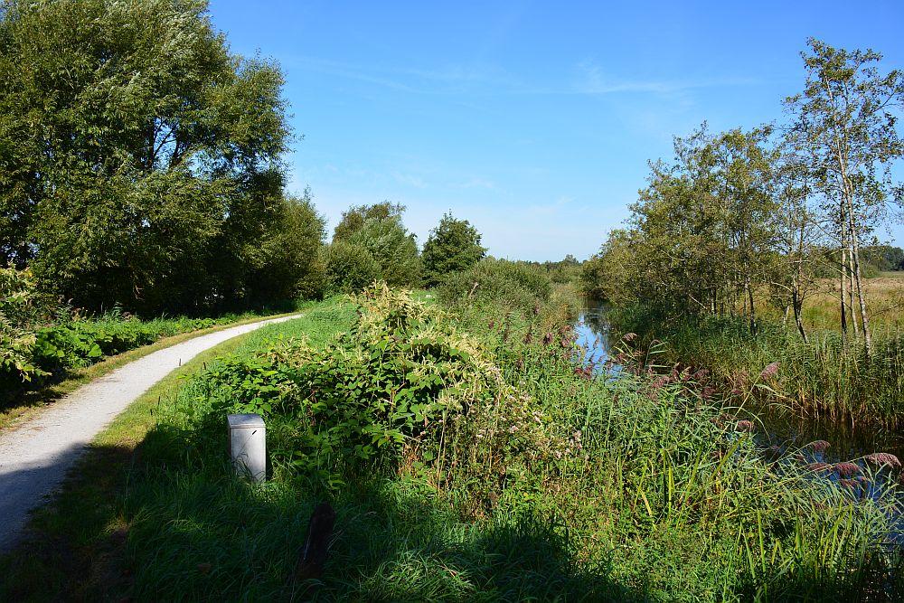 fietsen pontjesroute door De Alde Feanen