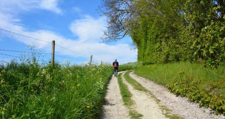 Trage tocht Gulpen, mooiste lentewandelingen
