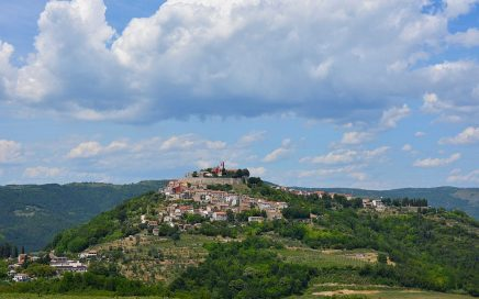 Motovun, Istrië