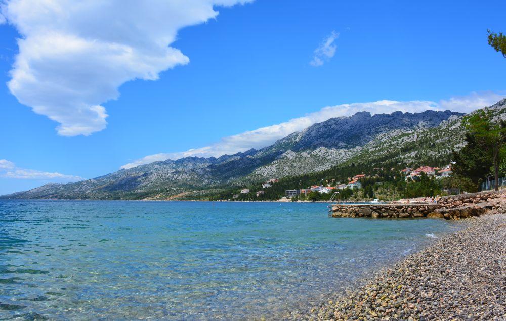 Paklenica Coastline