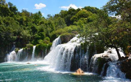 Stradinski Buk Nationaal Park Krka