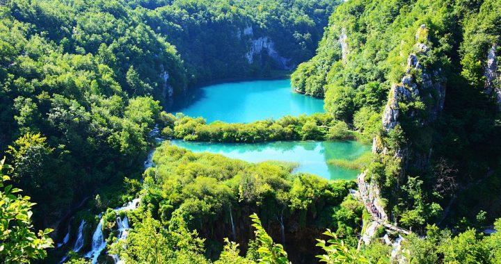 overnachten Plitvice meren Kroatië
