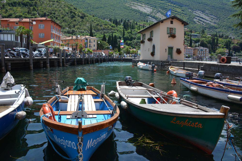 Garda Trentino, Gardameer