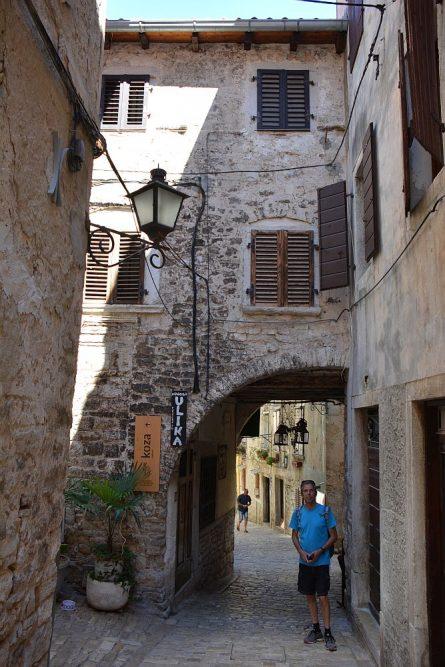 Rovinj hoogtepunten van Istrië