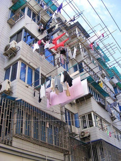 wonen in Shanghai