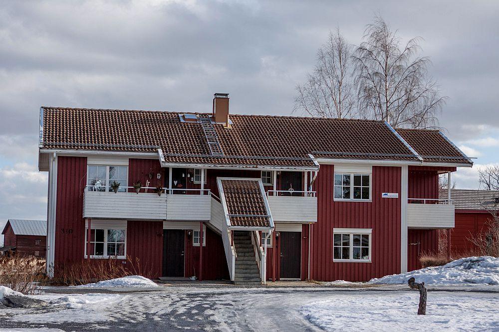 emigreren naar Zweeds Lapland