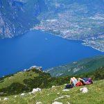 hiking Monte Altissimo Gardameer