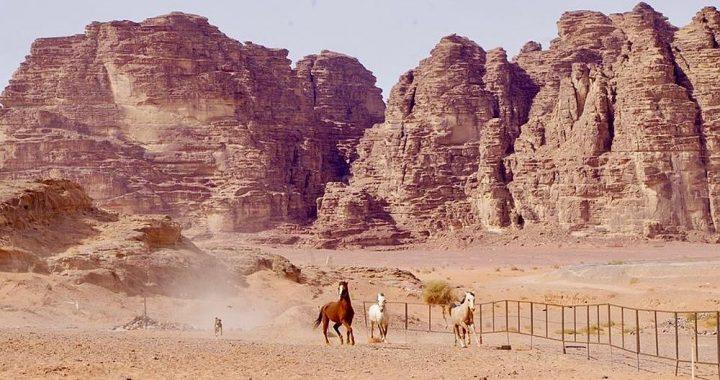 wonen in Jordanië