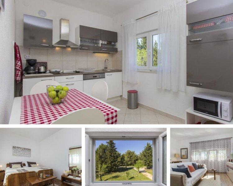 Appartement Hello in Lozovac bij de Krka watervallen Kroatië