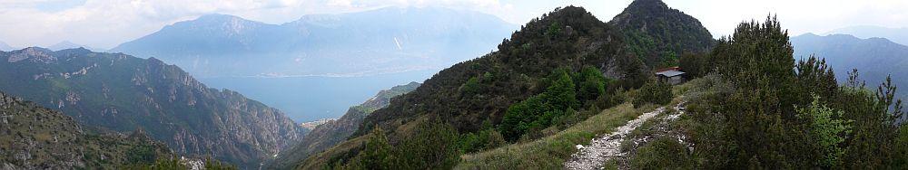 uitzicht Gardameer