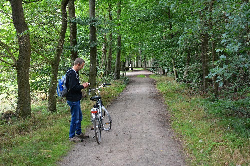fietsen bij Ootmarsum
