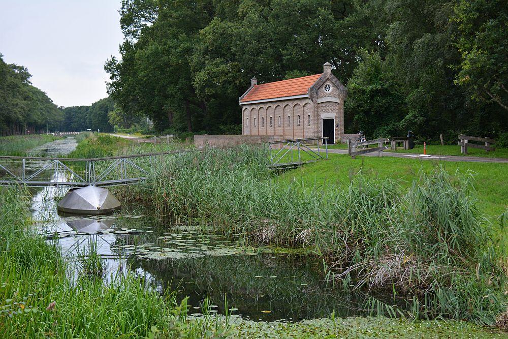 schuivenhuisje Twente