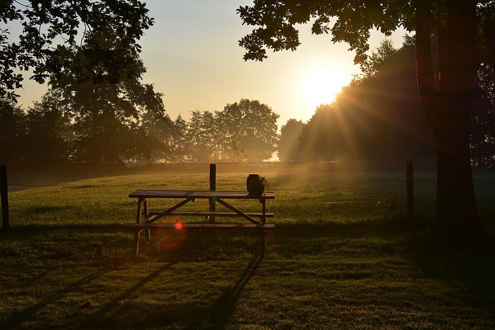 zonsopgang Friesland het leven van een blogger