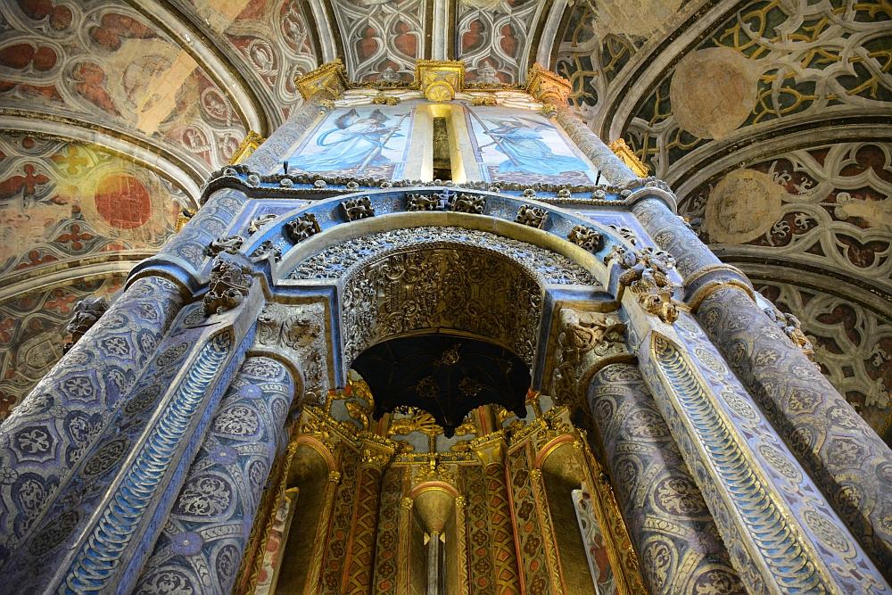 Werelderfgoed in Portugal Convento de Cristo
