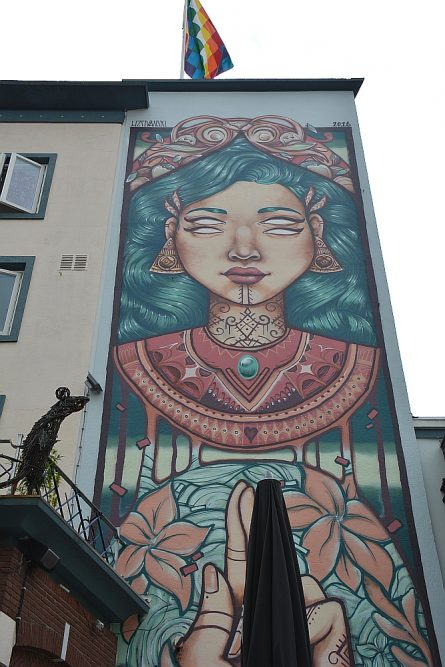 Street Art stadswandeling Arnhem