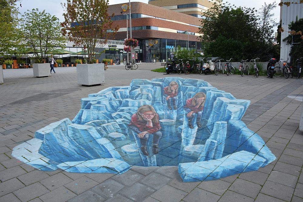 3D Street Art Arnhem