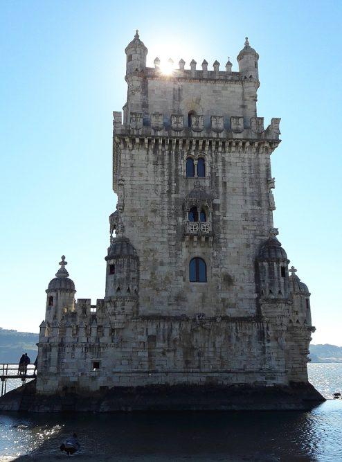 Werelderfgoed in Portugal Torre de Belém