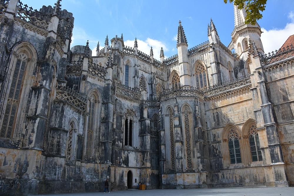 Werelderfgoed in Portugal Batalha Monastery