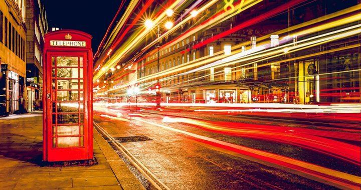 emigreren naar Londen