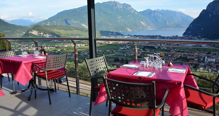 bijzonder restaurant Gardameer