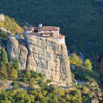 Meteora Greece herfst vakantie