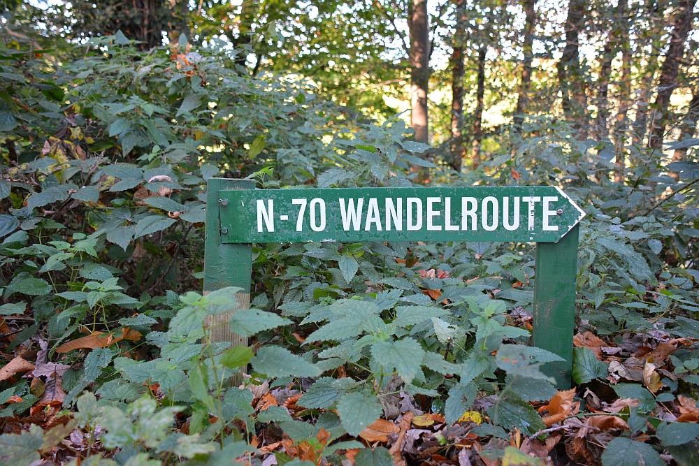 N70 wandelroute