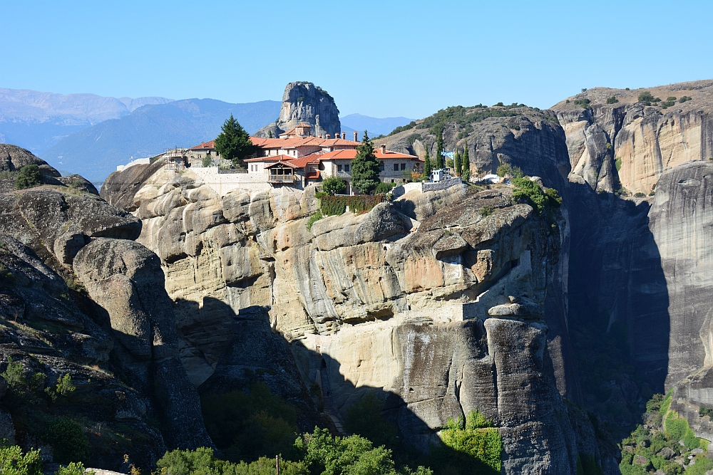 Meteora Monastery of the Holy Trinity