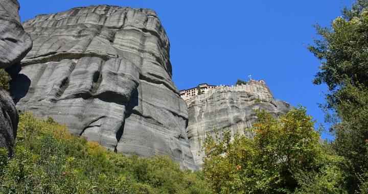 kloosters van Meteora Varlaam
