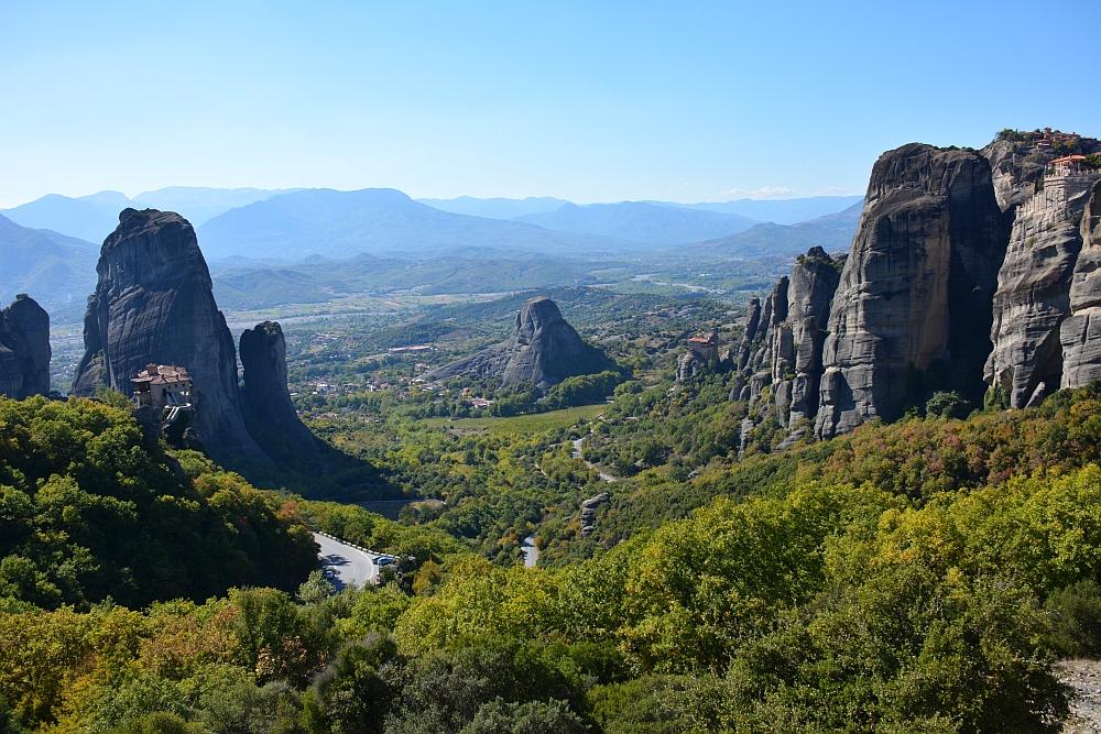 uitkijkpunt Griekenland