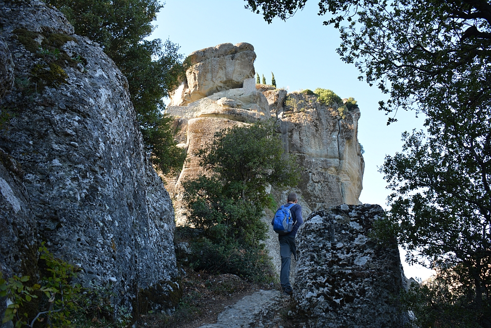 wandelen Meteora
