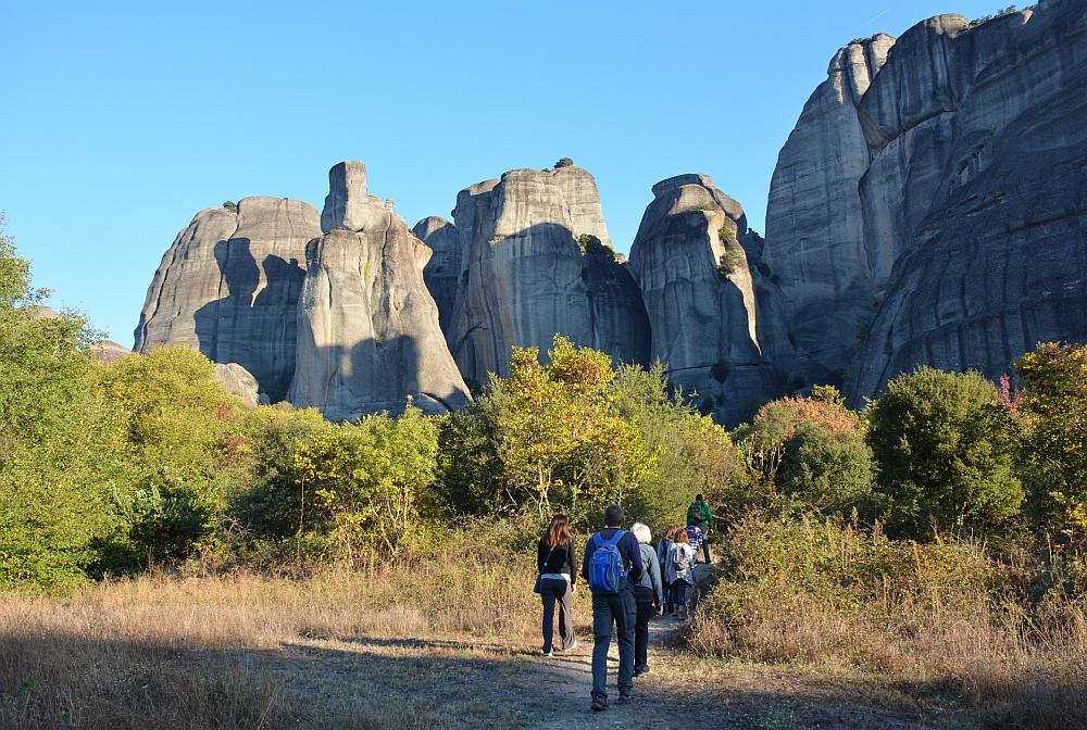 wandelen Griekenland