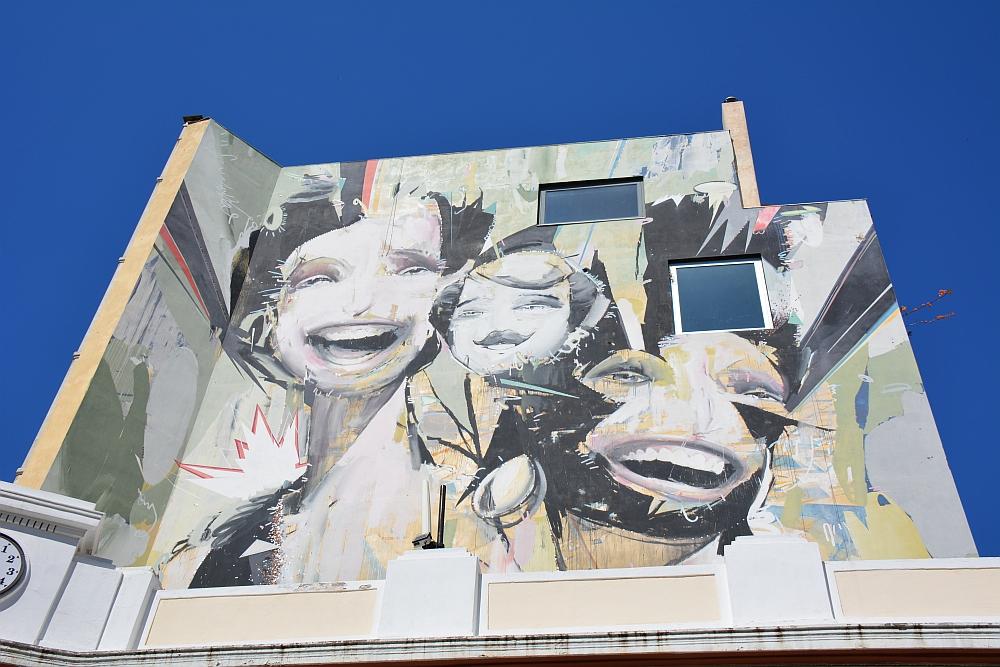 street art Psyrri, Athene