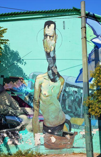 street art Gazi Athens