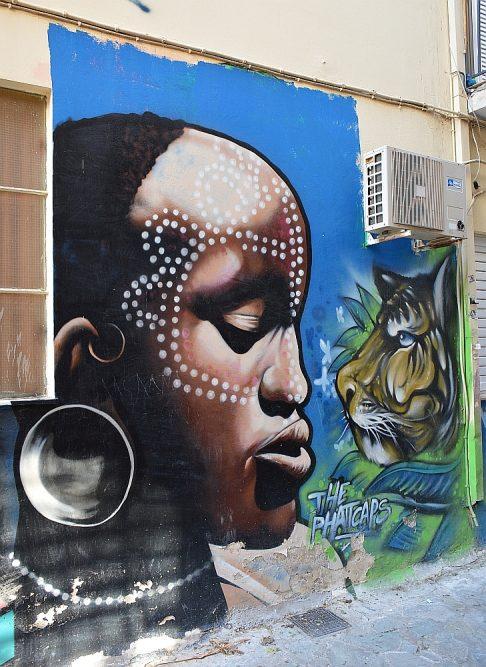 street art Athens, Gazi