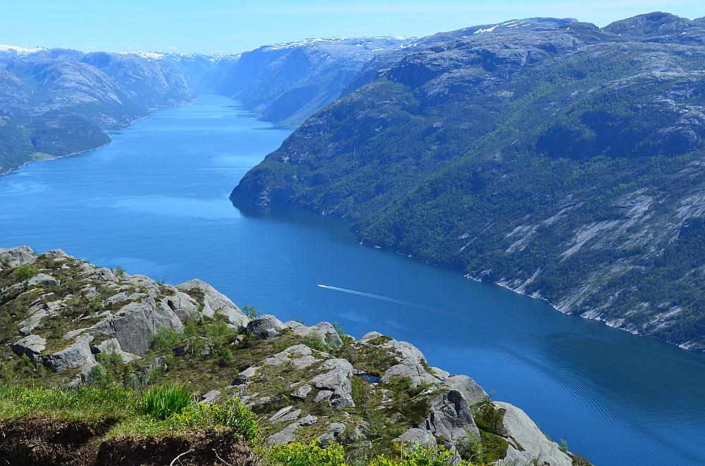 de Preekstoel Noorwegen