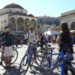 Weekend in Athene, fietstour met gids