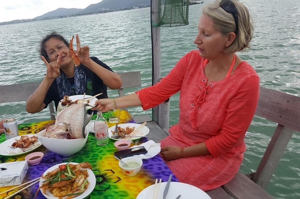 boottocht Phuket