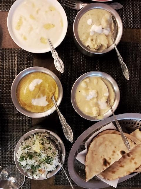 eten in India