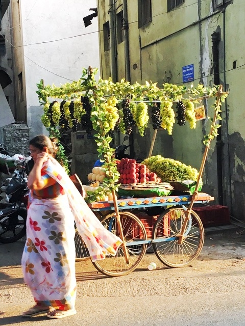straatleven India