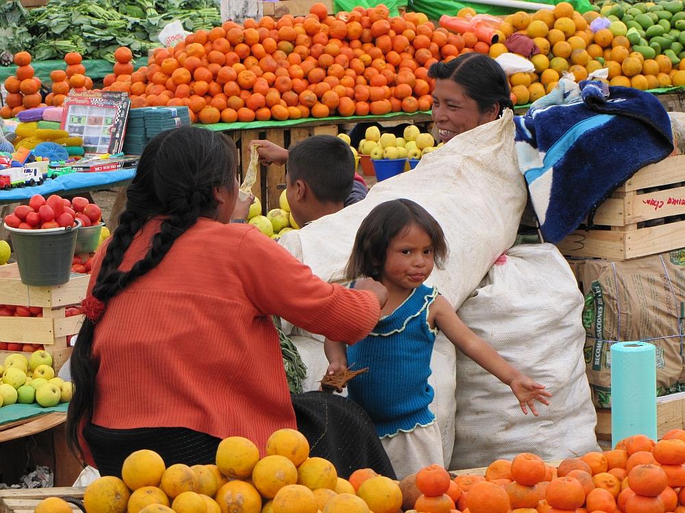 market San Juan de Chamula