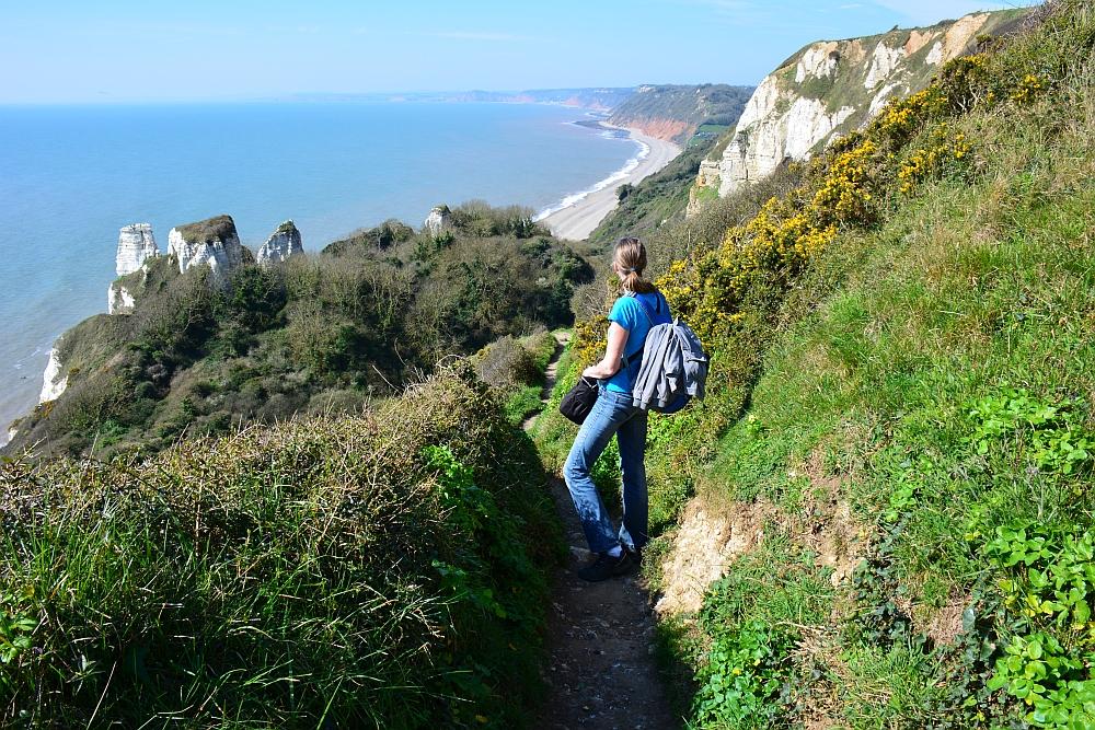 South West Coast Path  wandelen