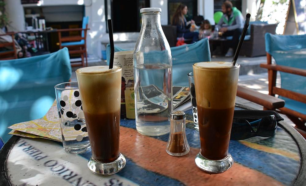 Freddo cappuccino Athene