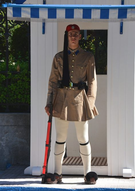 Fietsen in Athene