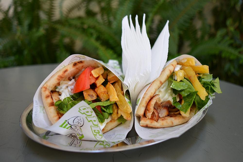 Street food Athene